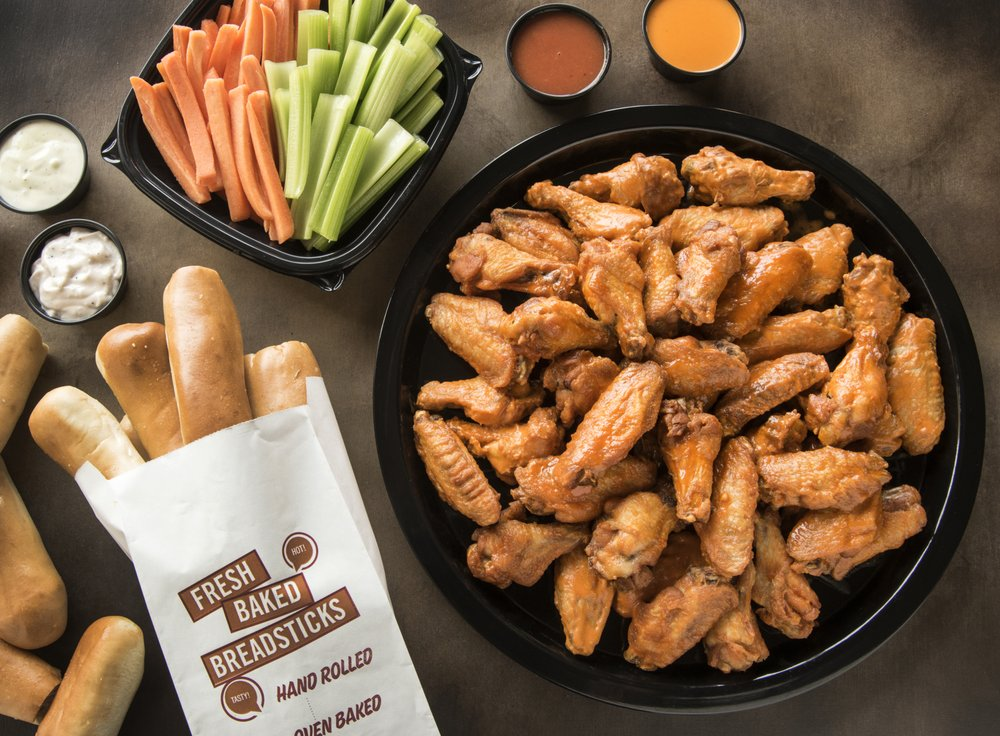 Food from Epic Wings