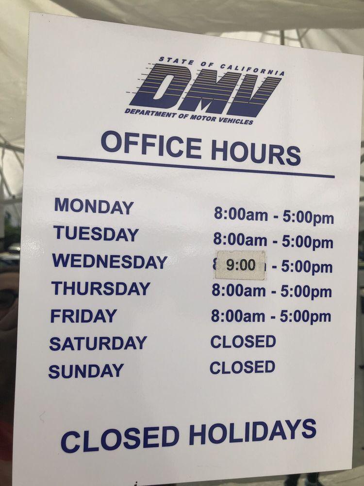 DMV - Arvin: 317 Campus Dr, Arvin, CA