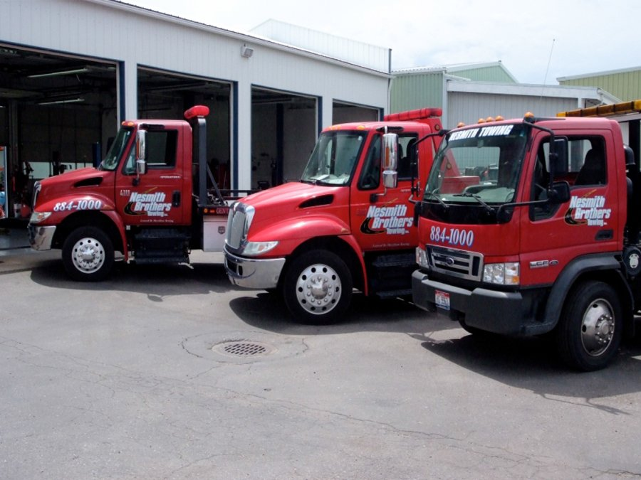 Towing business in Garden City, ID