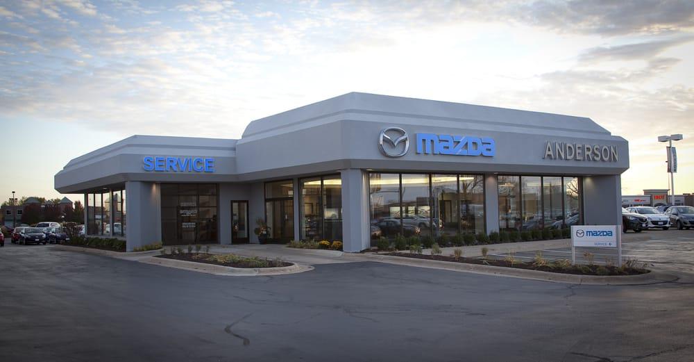 Anderson Mazda - Car Dealers - 6551 E State St, Rockford ...