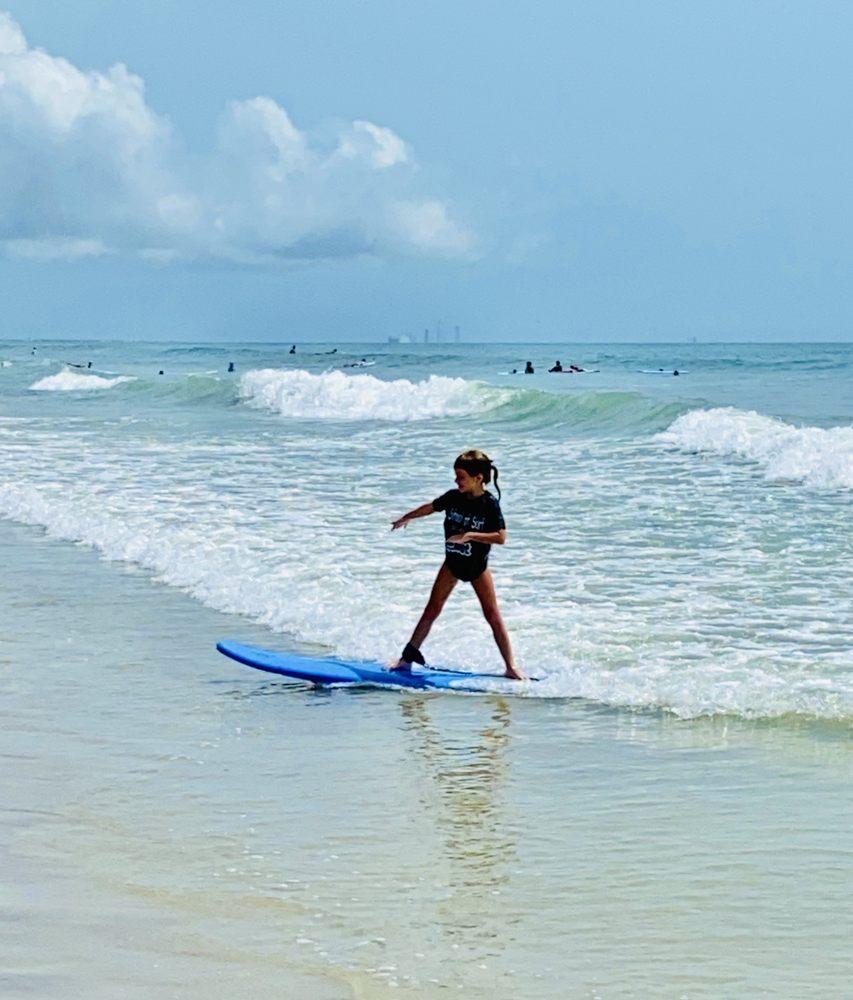 School Of Surf: 108 N Orlando Ave, Cocoa Beach, FL