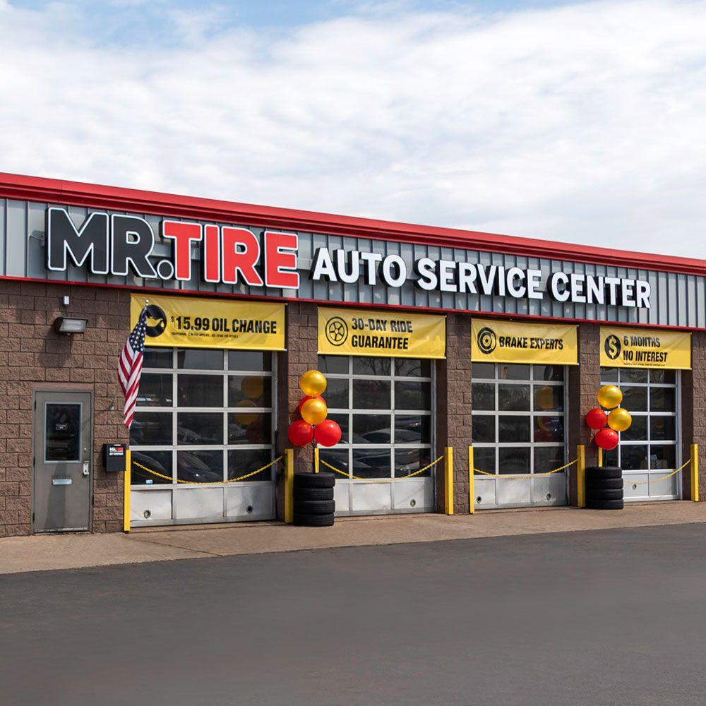 Mr. Tire Auto Service Centers: 401 White Horse Pike, Oaklyn, NJ