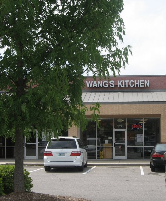 Wangs Kitchen Raleigh Nc New Bern Ave
