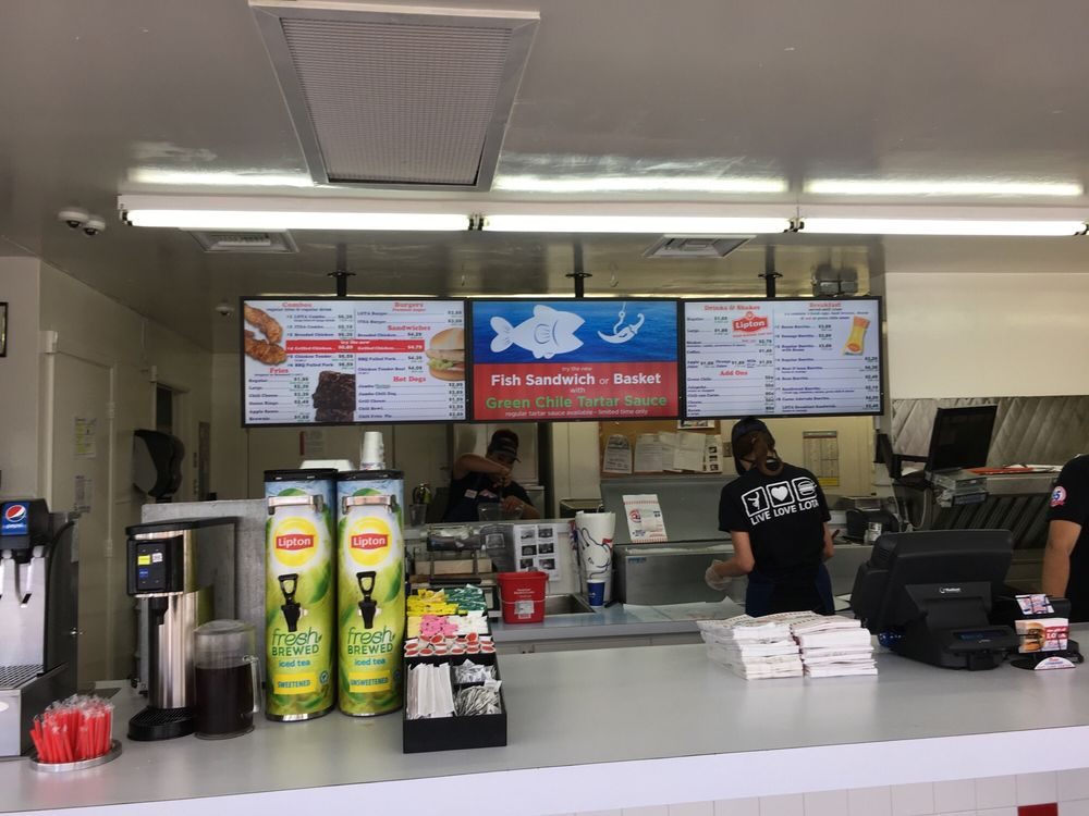 Blake's Lotaburger: 420 S Bloomfield Blvd, Bloomfield, NM