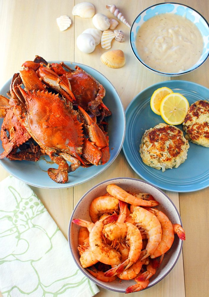 Cameron's Seafood: 1423 Dual Hwy, Hagerstown, MD