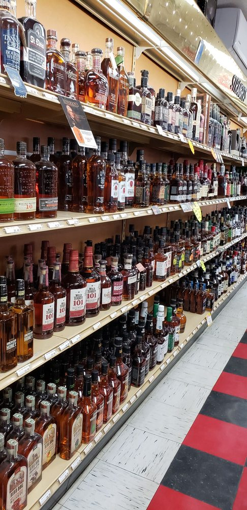 First Capitol Liquors: 1361 State Rd 135, Corydon, IN