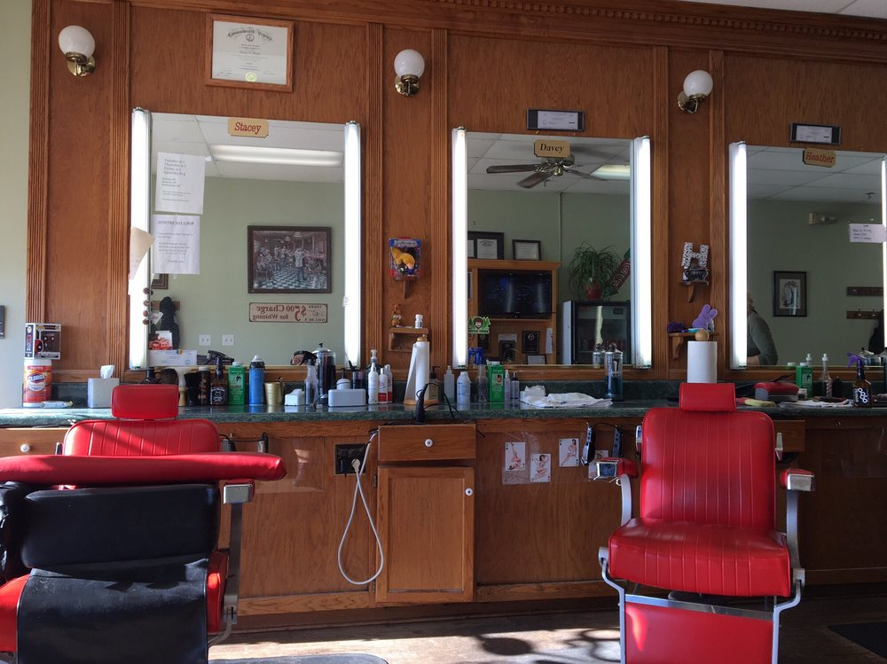 The Barber Shop: 2956 Prince William Pkwy, Woodbridge, VA