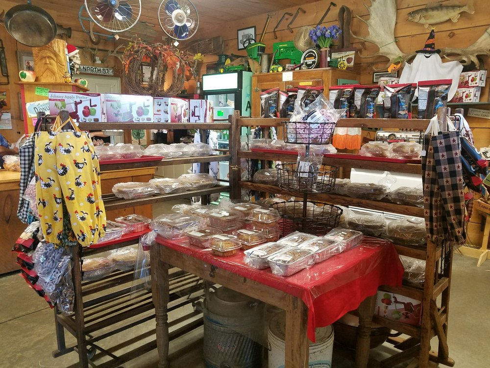 Banker Orchards: 1037 State Route 3, Plattsburgh, NY