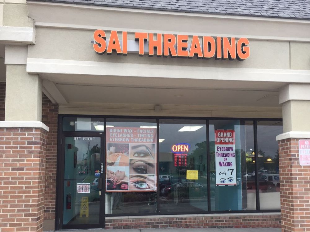 Sai Threading Salon: 1138 State St, Lemont, IL