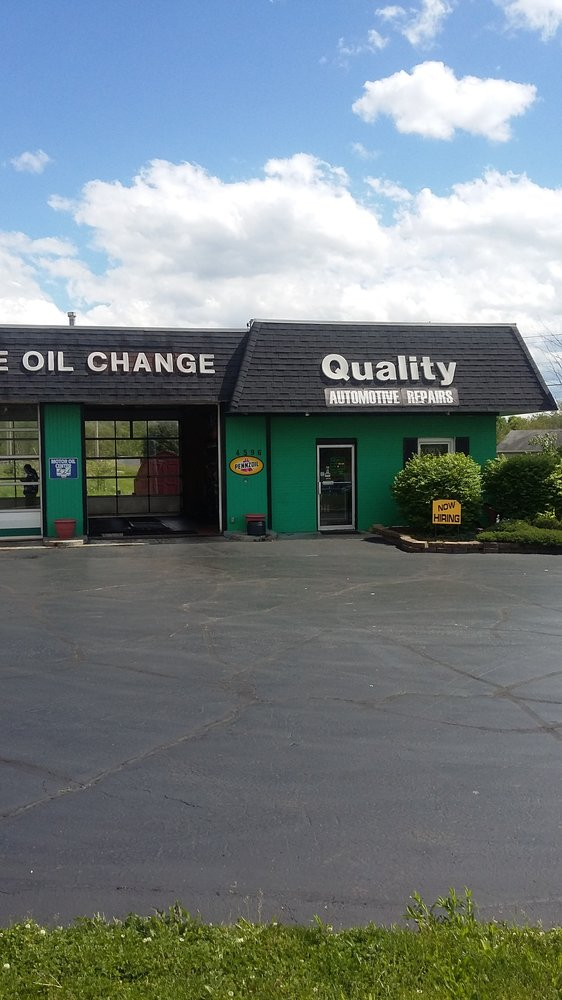 Quality Lube & Oil