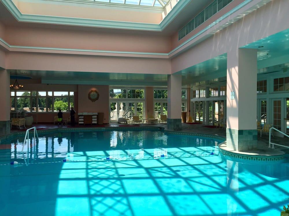 Indoor Pool The Broadmoor Yelp
