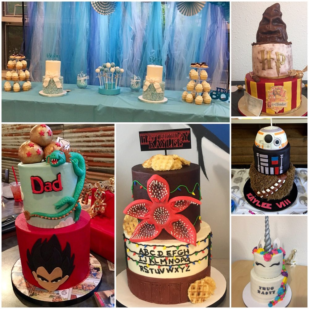K.T. Cakes and More: Orting, WA