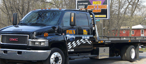 Phil's Towing & Automotive: 3356 W Houghton Lake Dr, Houghton Lake, MI