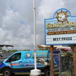 salty dog marine