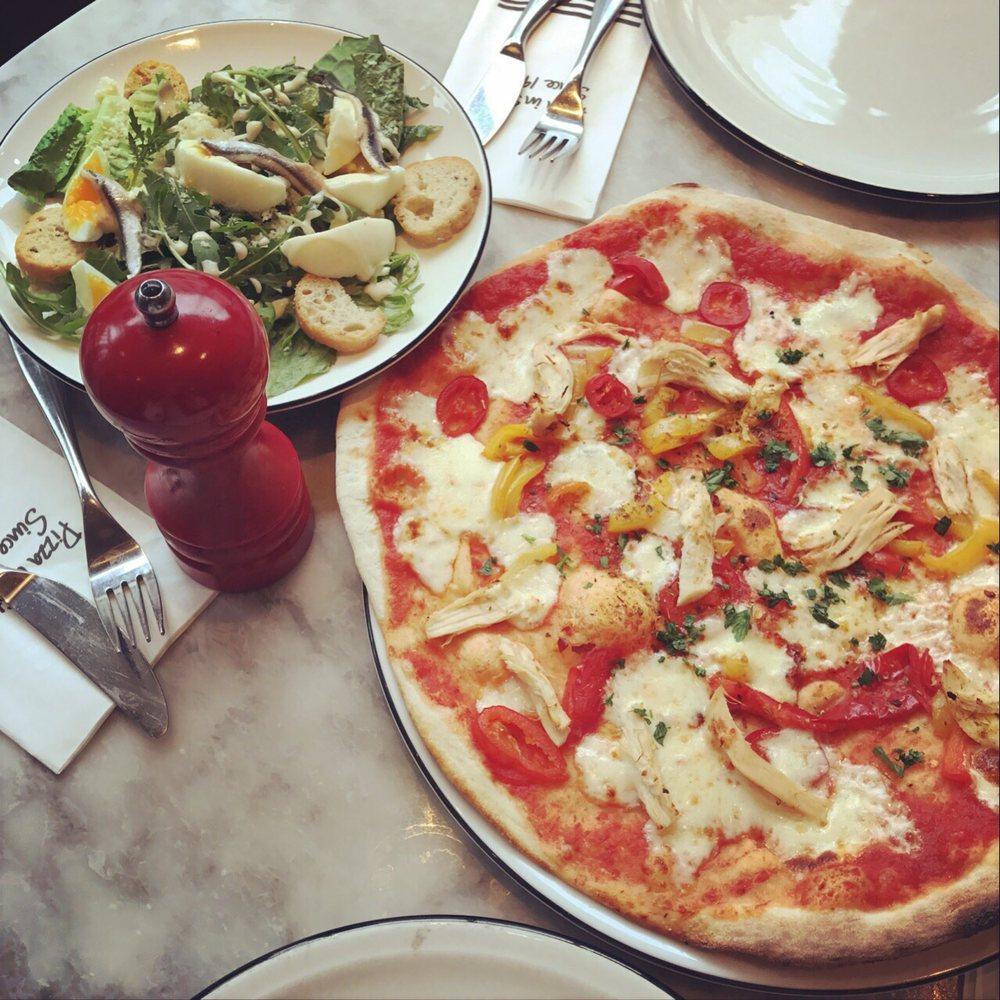Best Pizza Cambridge Banh Mi Che Cali Menu
