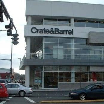 crate barrel furniture stores bellevue wa yelp. Black Bedroom Furniture Sets. Home Design Ideas