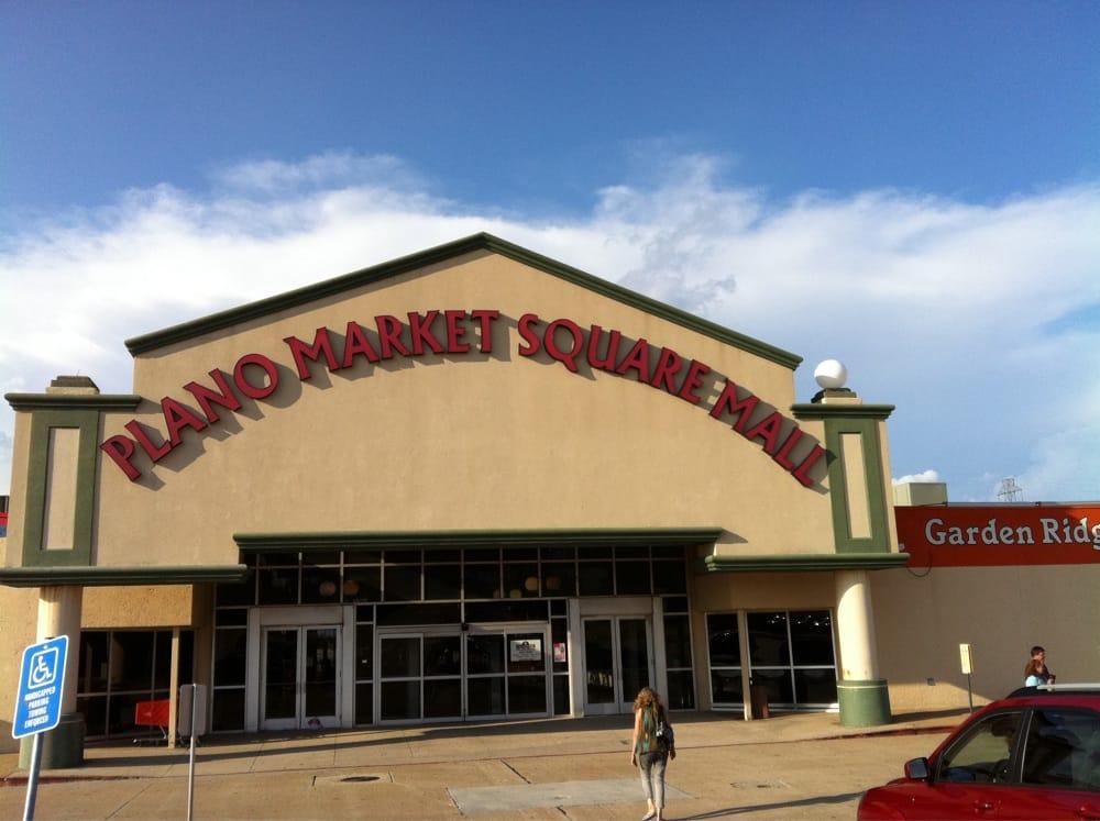 Plano Market Square Mall: 1717 E Spring Creek Pkwy, Plano, TX