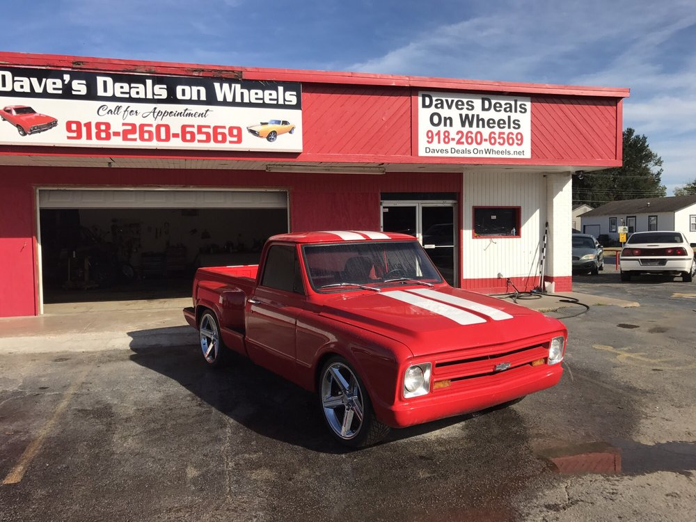Dave\'s Deals On Wheels - Car Dealers - 397 S 193rd E Ave, Tulsa, OK ...
