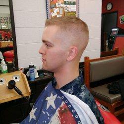 Photo Of Patriot Barber Shop   Chesapeake, VA, United States. Barberista:  Kim