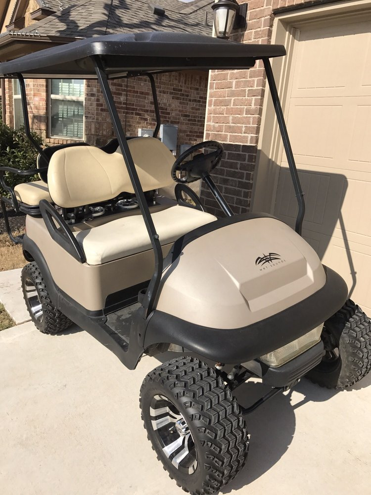 Golf Cart Zone: 13200 N Hwy 183, Austin, TX