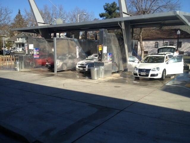 Self Serve Car Washes Near Me: Sacramento, CA