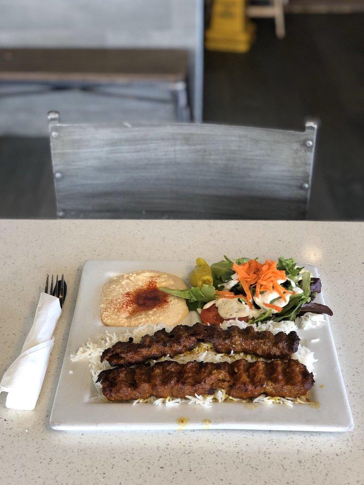 Food from Pita Paradise
