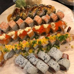Incredible Top 10 Best All You Can Eat Sushi Buffet Near Grant St Download Free Architecture Designs Griteanizatbritishbridgeorg