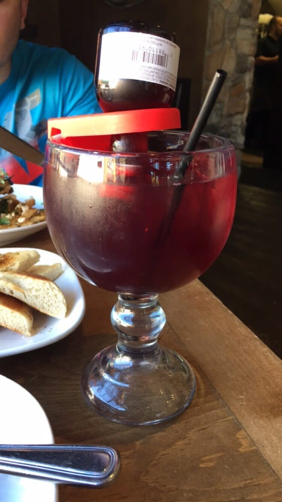 Sangria was great yelp for Authentic greek cuisine