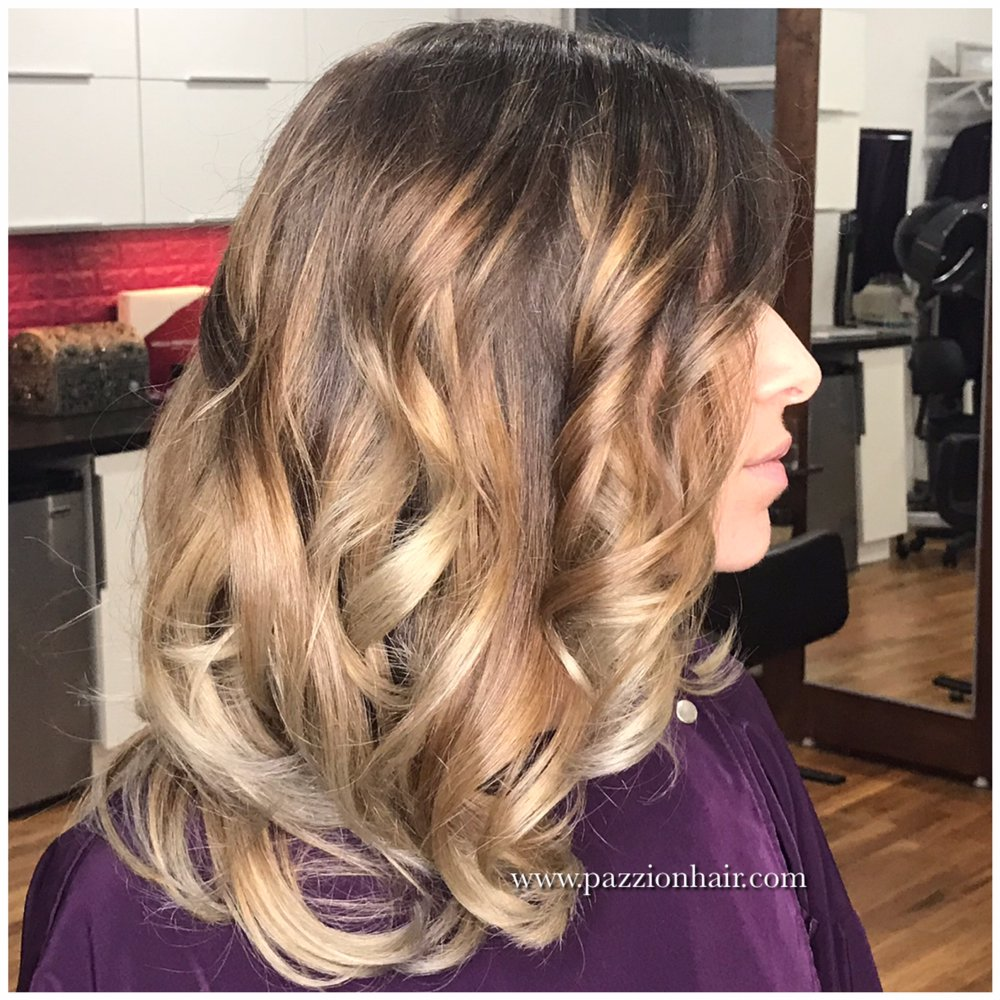 Hector Vargas + Pazzion Hair Salon: 336 W 37th St, New York, NY