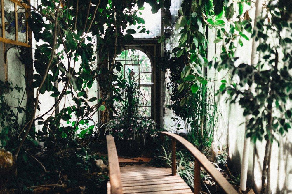 Secret Garden Wedding & Event Site