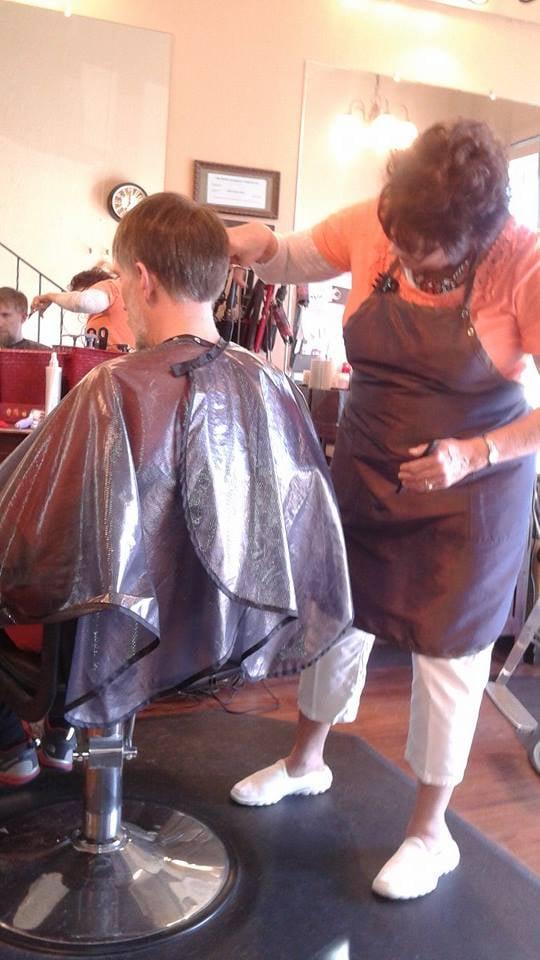 The Salon At Happiness Plaza: 3555 E Douglas Ave, Wichita, KS