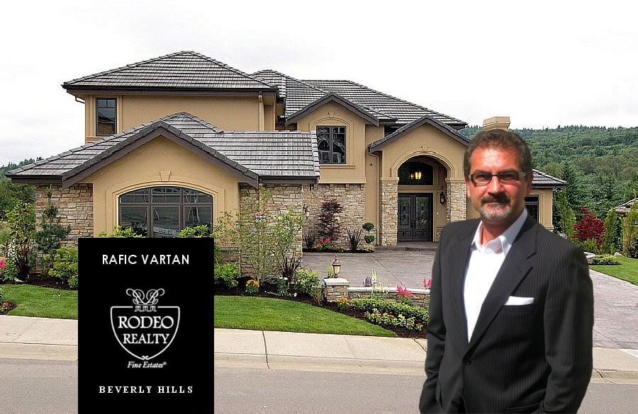 Rafic Vartan Rodeo Realty Real Estate Agents 202 N