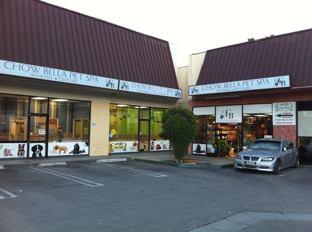 Chow Bella Pet Spa