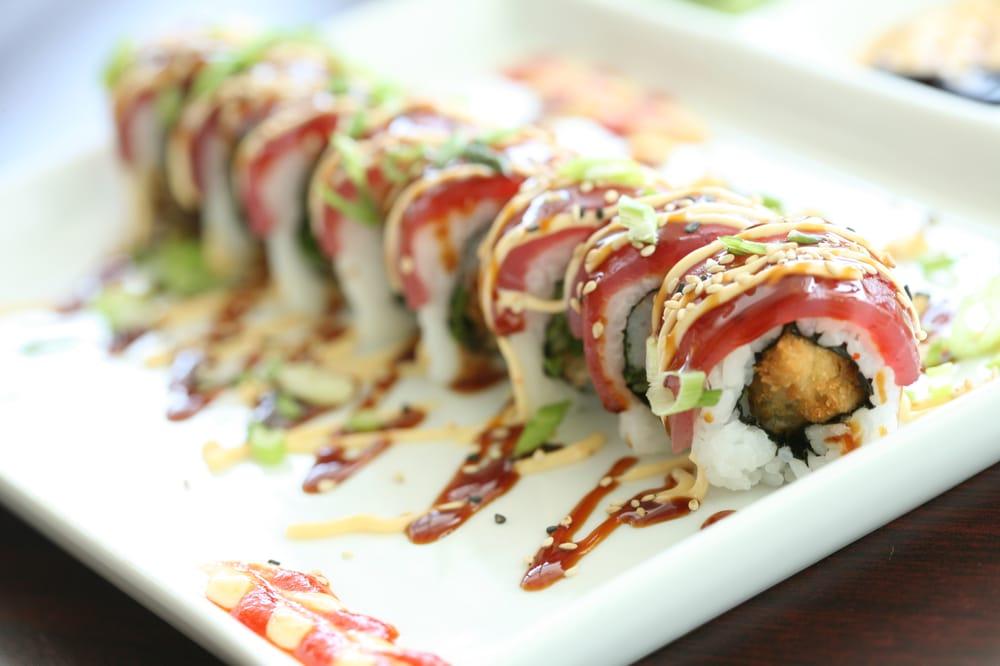 Mr fish restaurant 795 fotos 1200 beitr ge sushi for Mr fish myrtle beach sc