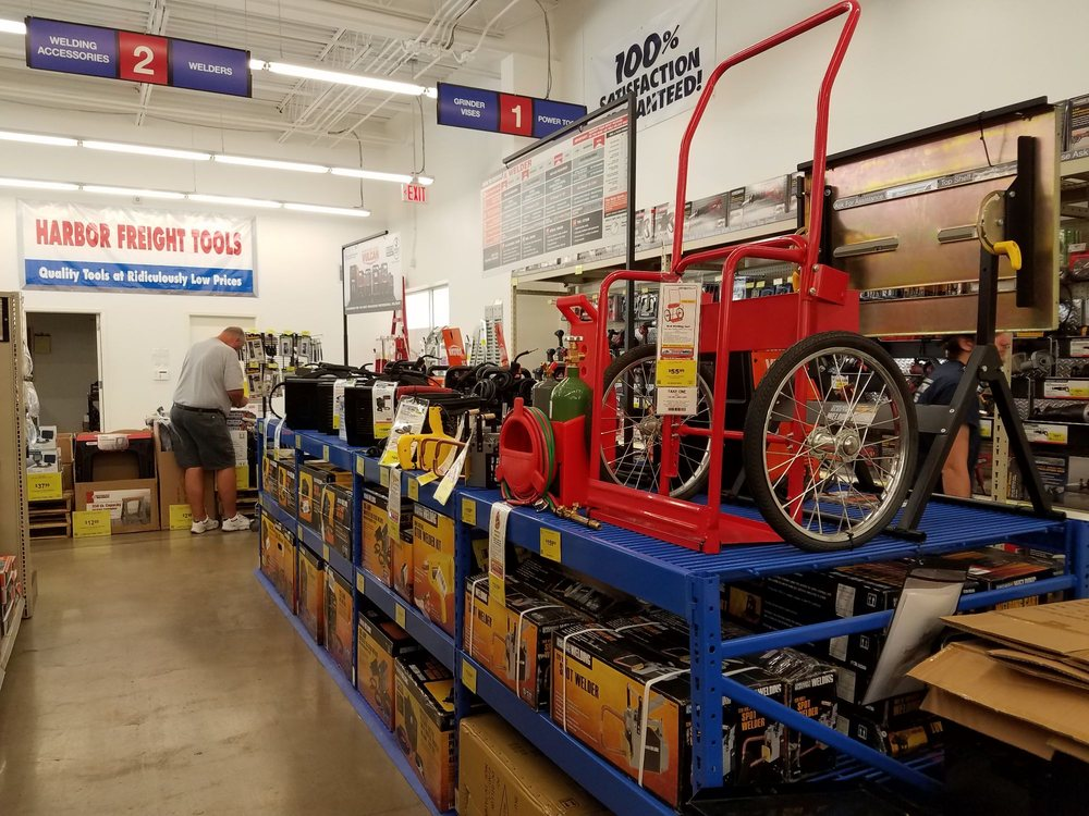 Harbor Freight Tools - 2019 All You Need to Know BEFORE You