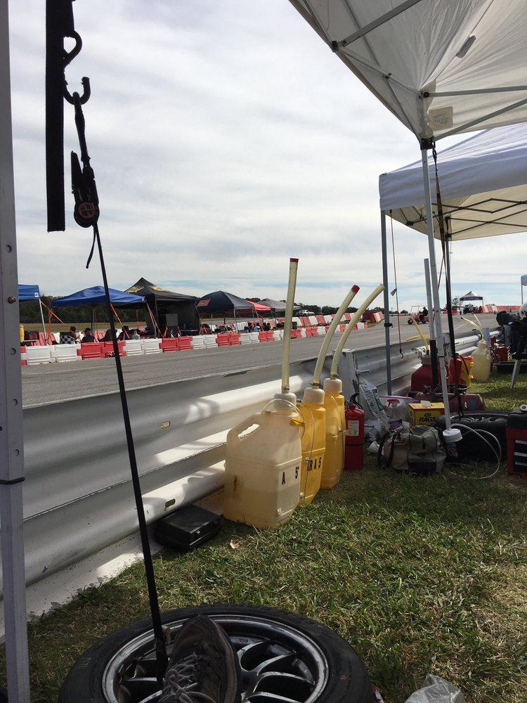 Hallett Motor Racing Circuit: 59901 E 5500 Rd, Jennings, OK