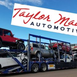 taylor made automotive 14 photos used car dealers 508 don juan st colorado springs co. Black Bedroom Furniture Sets. Home Design Ideas