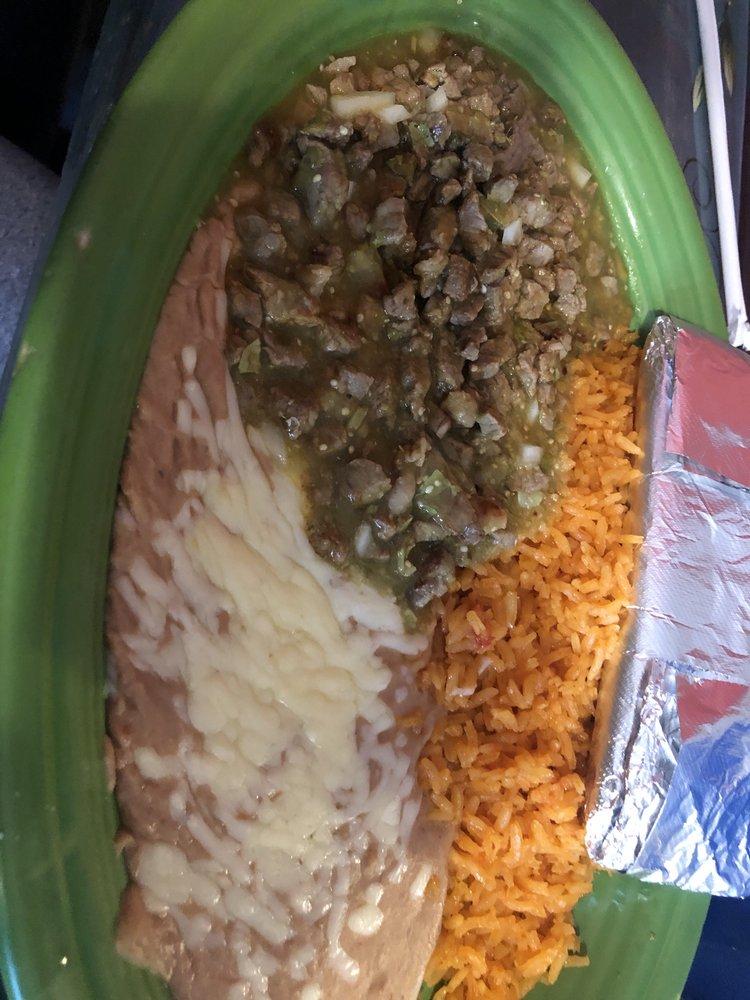 Food from Real Hacienda