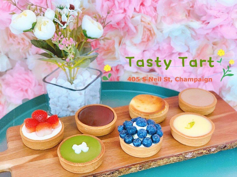 Tasty Tart: 405 S Neil St, Champaign, IL