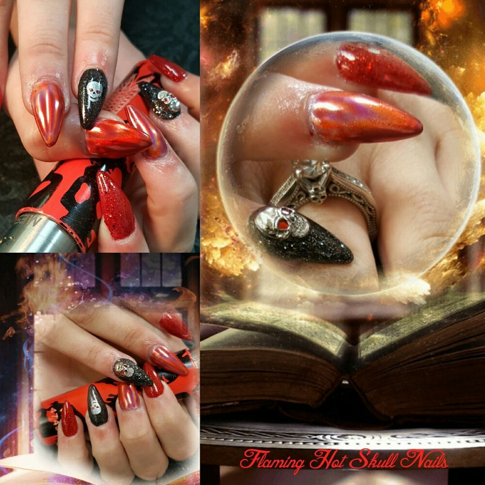The Nail Addict: 900 Saturn Dr, Colorado Springs, CO