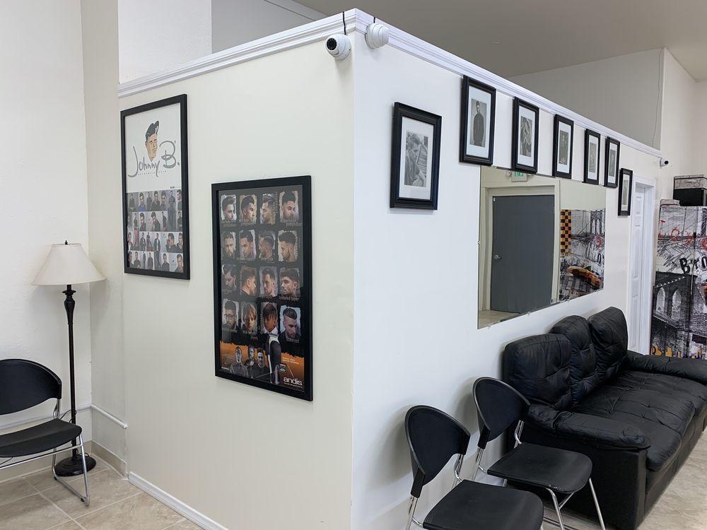 Joels Barber Shop: 8209 Suite California City Blvd, California City, CA