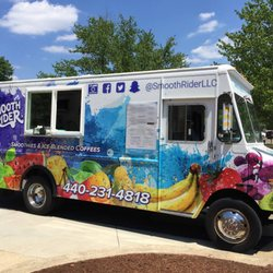 Photo of Smooth Rider Smoothies - Cleveland, OH, United States. The truck