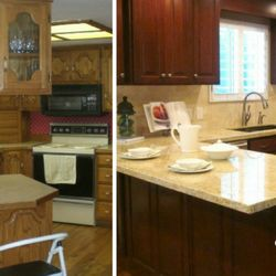 photo of seattle kitchen creations remodeling stanwood wa united states before - Kitchen Creations