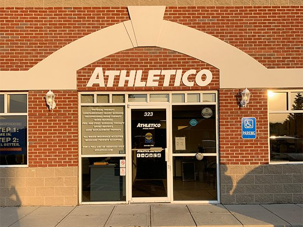 Athletico Physical Therapy - Middletown: 323 N Breiel Blvd, Middletown, OH