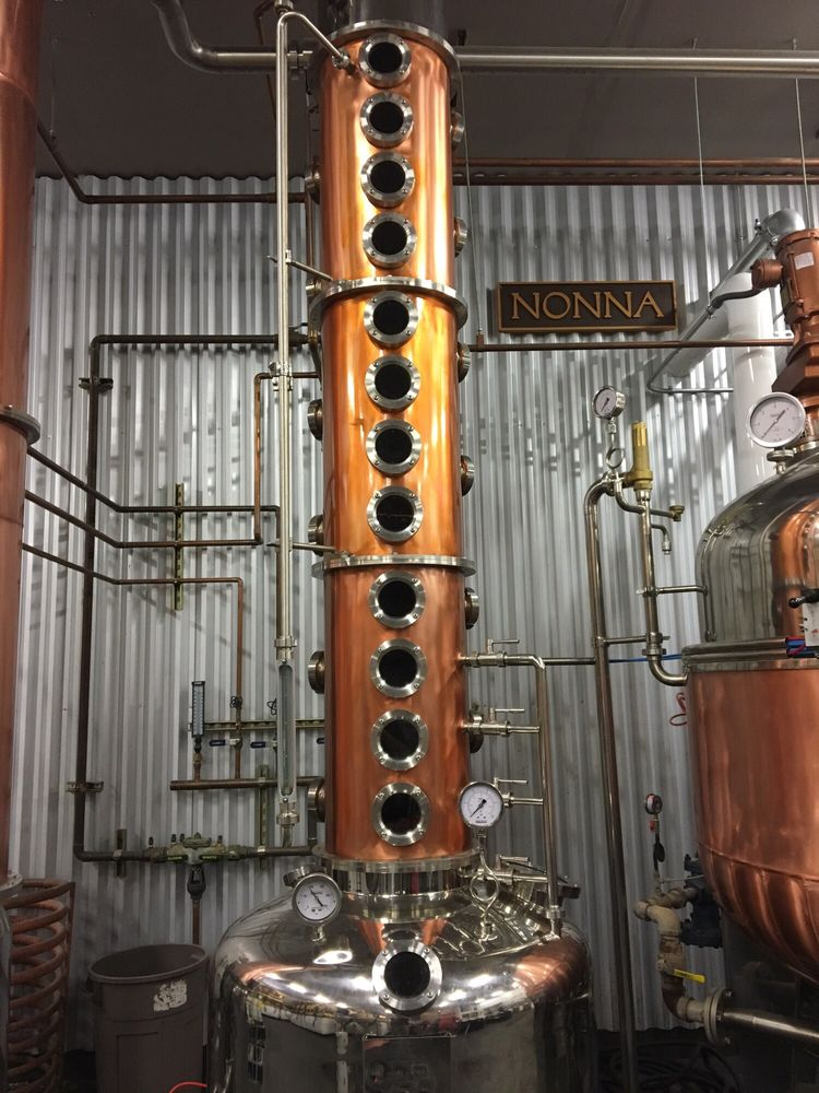 Heritage Distilling Company: 3207 57th St Ct NW, Gig Harbor, WA