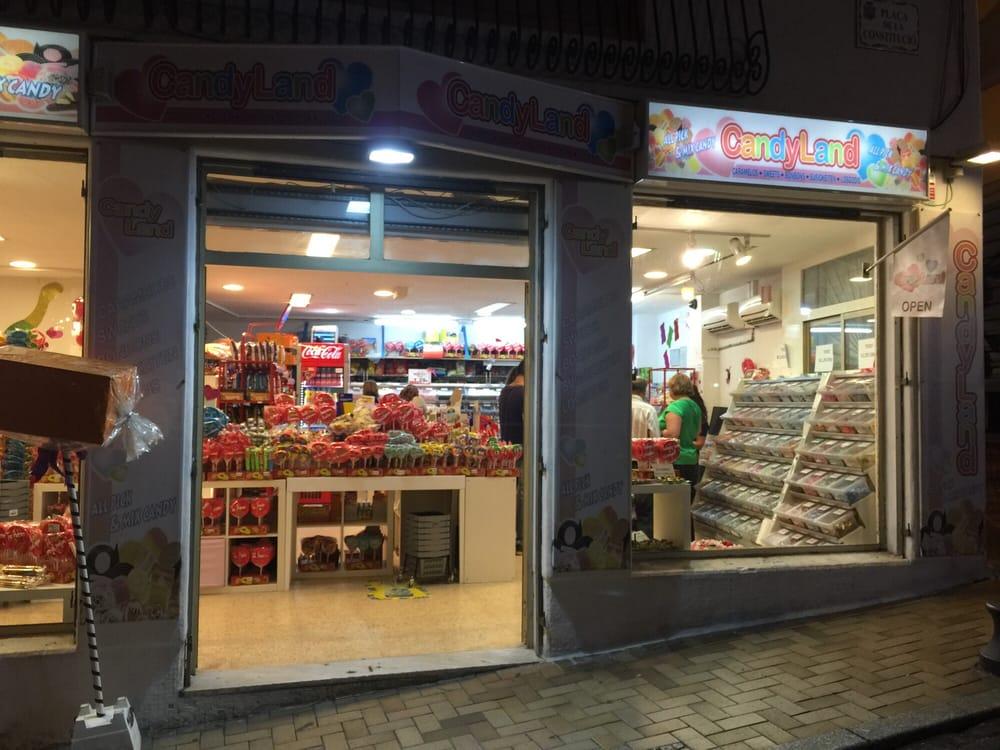 Candyland: Calle Carmela Martínez, 2, Benidorm, A