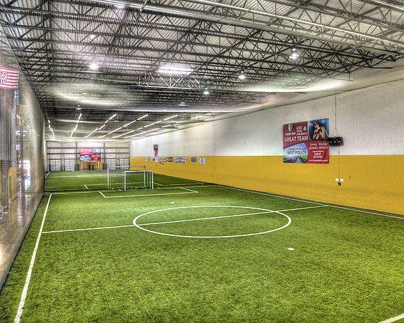 Total Soccer Arena - Soccerdome PGC