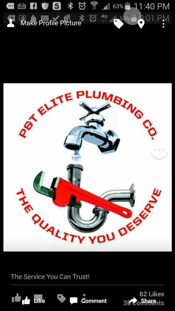 P&T Elite Plumbing Co: Upper Marlboro, MD