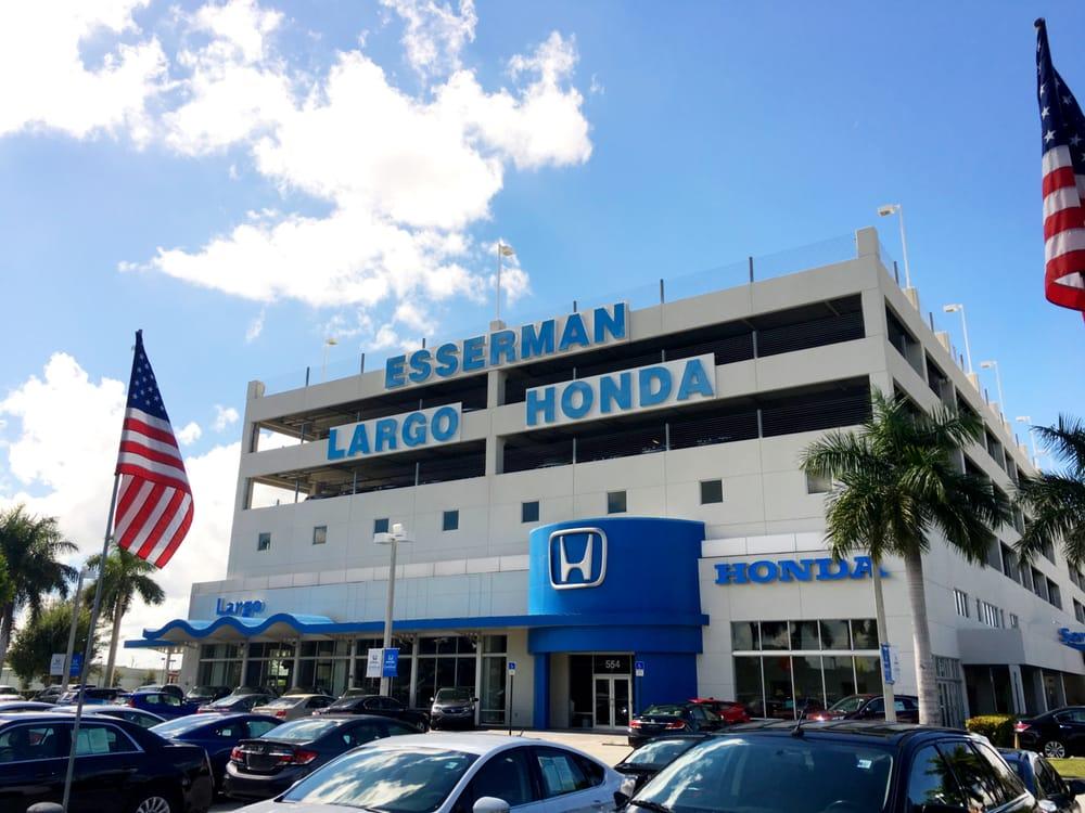 Largo honda 26 photos 64 reviews auto repair 554 for Honda florida ave