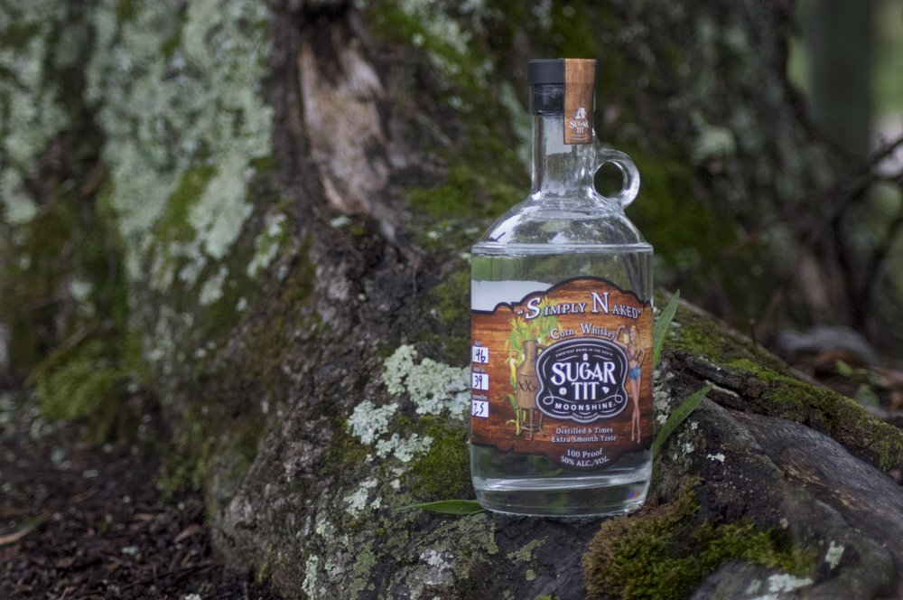 Social Spots from Sugar Tit Moonshine Distillery